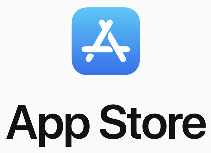 "Logo ""App Store"""