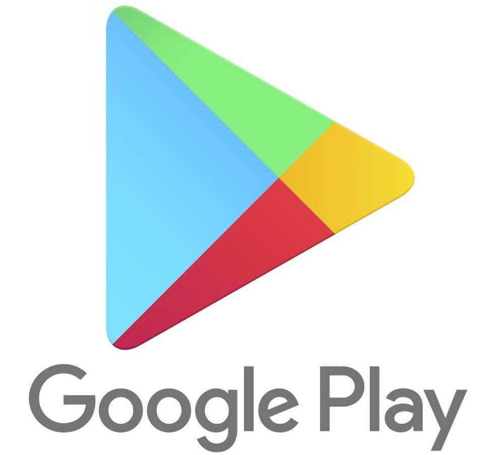 "Logo ""Google Play"""
